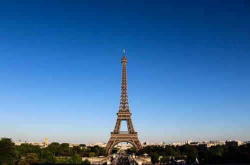 conseil voyage a Paris