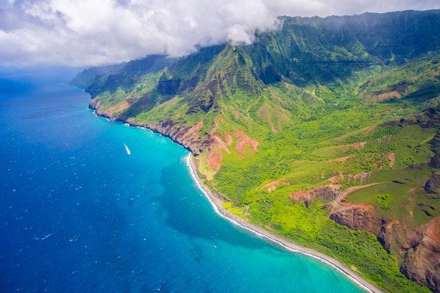 ile paradisiaque hawai
